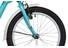 s'cool niXe 18 Lapset lasten polkupyörä alloy , sininen/turkoosi